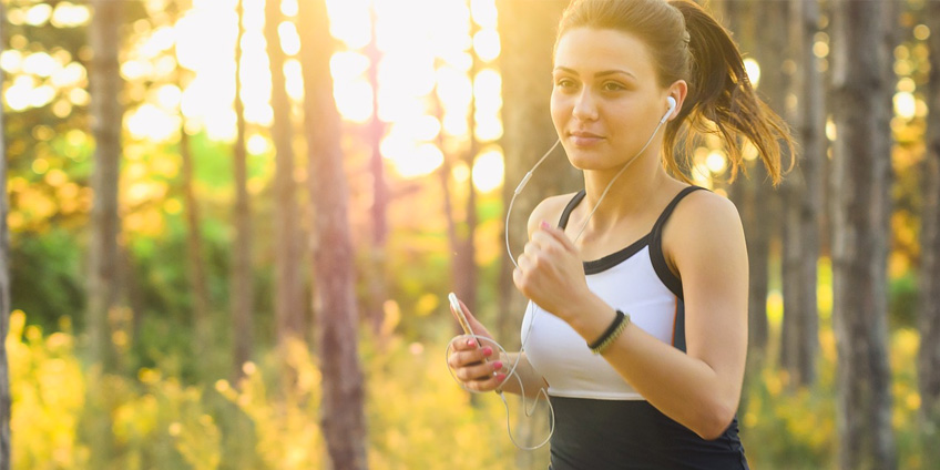 How To Use Exercise And Healthy Eating To Build Strong Self-Esteem